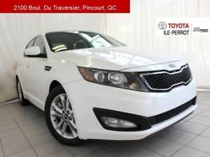 2013 Kia Optima EX+ TURBO, A/C, TOIT PANO, CAM RECUL, BLUETOOTH