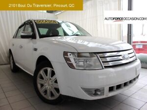 2008 Ford Taurus LIMITED CUIR MAGS DUAL ZONE TOUTE EQUIPE