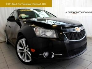 2012 Chevrolet Cruze LTZ TURBO CUIR NAV BLUETOOTH IMPECCABLE