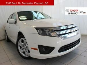 2010 Ford Fusion SPECIAL EDITION BAS KM 4CYL AC AUT TOUTE EQUIPE