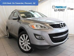 2011 Mazda CX-9 GT AWD CUIR TOIT BLUETOOTH 7PASSAGERS