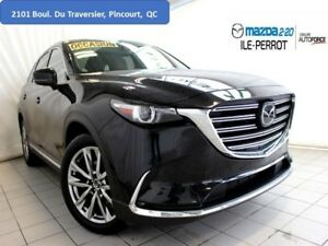 2017 Mazda CX-9 Signature CUIR TOIT 7PASSAGERS BLUETOOTH