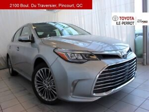 2016 Toyota Avalon LIMITED, A/C, CUIR, NAVI, SAFETYSENSE, BLUETO