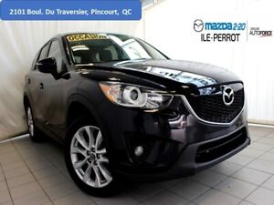 2015 Mazda CX-5 GT AWD CUIR TOIT BLUETOOTH