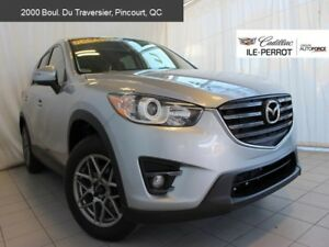 2016 Mazda CX-5 TOURING GS,AWD,TOIT OUVRANT,NAVIGATION