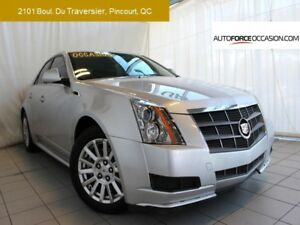 2011 Cadillac CTS CUIR TOIT PANO MAGS TOUTE EQUIPE 3.0L IMPECCAB