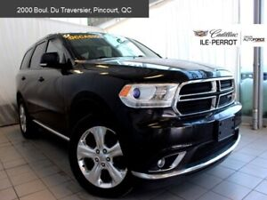 2015 Dodge Durango Limited,DVD,TOIT OUVRANT 131$/WEEKS**