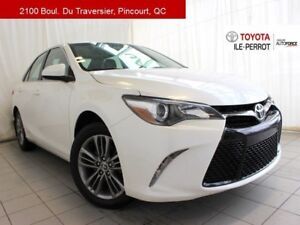 2015 Toyota Camry SE, A/C, CAM RECUL, MAGS, BLUETOOTH+++ SPORTY
