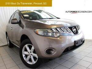 2009 Nissan Murano AWD AUT AC MAGS TOUTE EQUIPE BELLE CONDITION