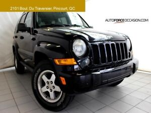 2007 Jeep Liberty TRAIL RATED ROCKY MOUNTAIN 4X4 CUIR TOIT MAGS