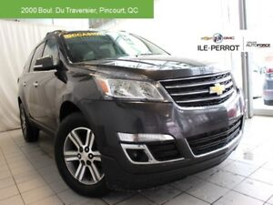 2015 Chevrolet Traverse LT,AWD,SIÈGES CHAUFFANT Never been accid