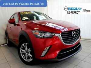 2016 Mazda CX-3 GS-LUXE CUIR TOIT BLUETOOTH AWD