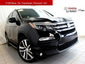 2016 Honda Pilot TOURING, CUIR, TOIT, DVD/BLURAY, BLUETOOTH+++ F
