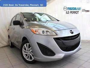 2012 Mazda Mazda5 GS 6PASSAGERS AUTO A/C AUX