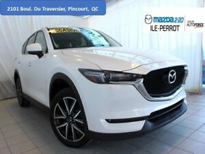 2018 Mazda CX-5 GT AWD CUIR TOIT OUVRANT CAM RECUL GPS BOSE