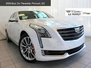 2017 Cadillac CT6 Premium Luxury AWD,3.0 L TWIN-TURBO