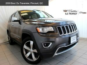 2015 Jeep GRAND CHEROKEE LIMITED Limited,5.7LHEMI,TOIT OUVRANT