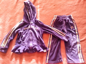 Addidas Track Suit Size 2