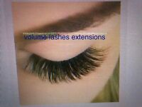 New!!!! volume lashes extensions !!!
