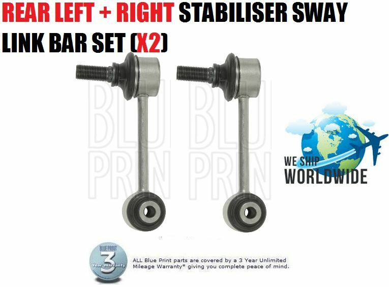 FOR LEXUS GS 2005-2011 NEW REAR LEFT + RIGHT STABILISER SWAY LINK BAR SET