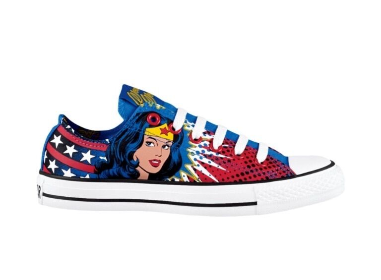 Converse Wonder Woman Shoes Uk