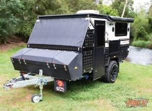 New Parkes 11 Hybrid off road caravan. PMX Caravans & Campers Wangara Wanneroo Area Preview