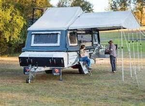 Luxury 4x4 6 berth hard floor camper trailer. Lincoln LX MK3 - PMX WA Wangara Wanneroo Area Preview