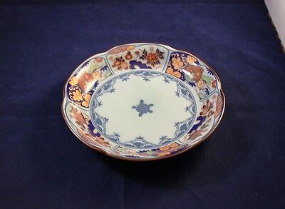 """Beautiful 6.5"""" Porcelain Floral Round Serving Bowl Tray"""
