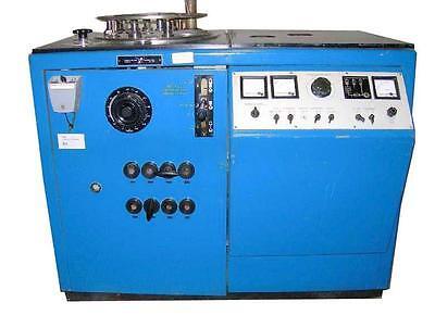 Bendix Balzers Bell Jar Coater Ba510 Vacuum Evaporator