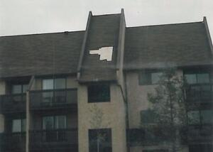 Wind Damage to your shingles? Roof and Shingle repairs - Emergency Shingle Repairs Available
