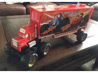 Disney Monster Trucks Toys and Truck