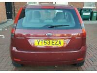 Ford Fiesta 1 .6 Ghia **BARGAIN**