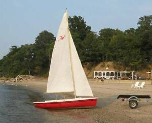 Kolibri Sailing Dinghy