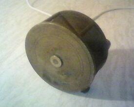 vintage fishing reel.