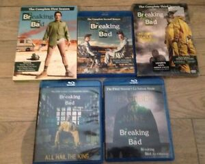 Breaking Bad TV show 5 seasons! $35, OBO