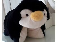 Pillow Pets Plush Penguin Cushion