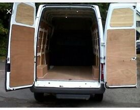 man with van any job big or small..call or text 07912210592