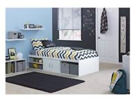 Single bed with storage - 2 available