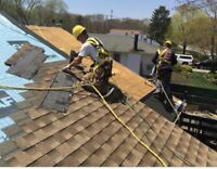 Need your roof redone or repaired?  Or a leak?
