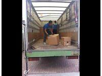 Man with van LARG Luton van with TAILIFT call Najeeb Ullah (£15p/h)24/7