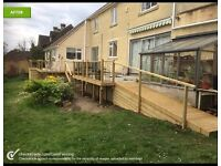G.E.M FENCING, DECKING & PATIOS- SURREY, WEST SUSSEX AND HAMPSHIRE