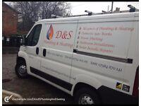 Plumbing & Heating Engineers Required - Maidstone & Surrounding areas