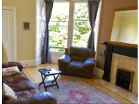 Wonderful 2 bed Marchmont flat -now taken subject to references