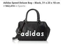 Retro original Adidas ladies bag sale clearance 3 units left hurry