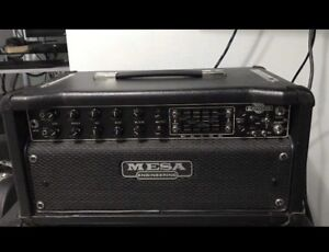 Mesa Express Plus 5:25 with Footswitch