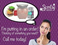 Scentsy Order going in!!! 15% off your entire order!!!!
