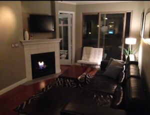 FURNISHED  CONDO IN MOUNT PLEASANT available for Feb 1st