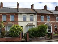 Spacious 3/4 bed Terraced Home in St Thomas with garden available from start of August