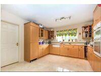 Used kitchen with intergrated appliances