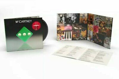 Paul McCartney III 3 Target Exclusive CD 2020 green ships first class daily M-SA